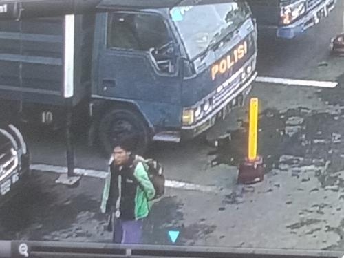 Terduga Pelaku Bom Bunuh Diri di Medan (Foto: Ist)Terduga Pelaku Bom Bunuh Diri di Medan (Foto: Ist)