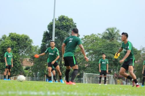 Para pemain Timnas Indonesia