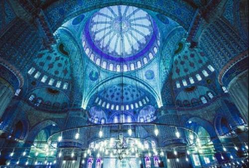 Indahnya Blue Mosque