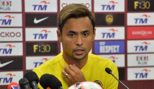 Mohd Aidil yakin Thailand tidak terkalahkan (Foto: Twitter/FA Malaysia)