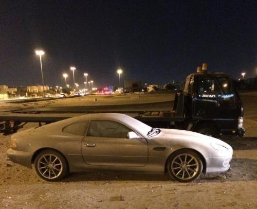 Supercar Aston Martin