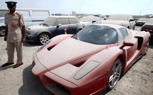 Supercar Ferrari Enzo