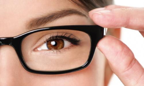 Mata dan kacamata