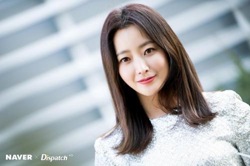 Kim Hee Sun akan menjadi ilmuwan jenius dalam drama Alice. (Foto: Dispatch)