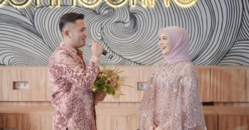 Pertunangan Kesha Ratuliu