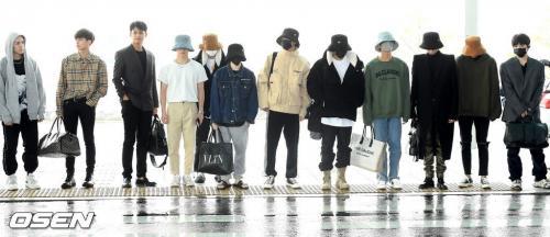 Seventeen otw ke Jakarta