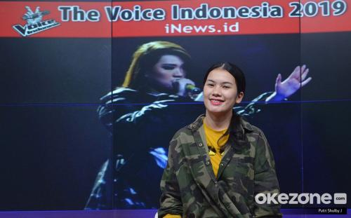 Vionita - The Voice Indonesia 2019