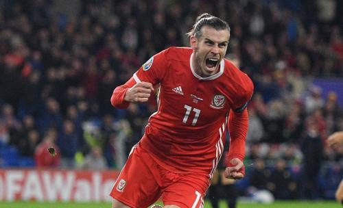 Gareth Bale (Foto: Twitter/@GarethBale11)
