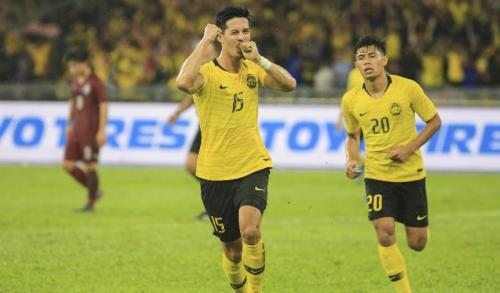 Timnas Malaysia sanggup mengalahkan Thailand 2-1 (Foto: Twitter/FA Malaysia)