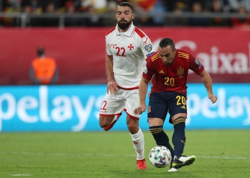 Spanyol vs Malta