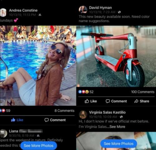 Facebook Hadirkan Fitur Mirip Umpan Instagram
