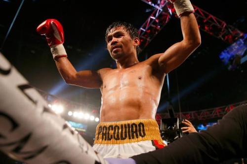 Manny Pacquiao (Foto: Sportskeeda)