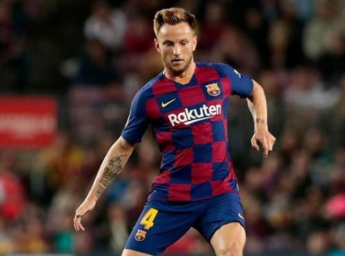 Ivan Rakitic mulai jarang menghuni susunan 11 pemain awal Barcelona