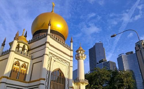 masjid ditutup
