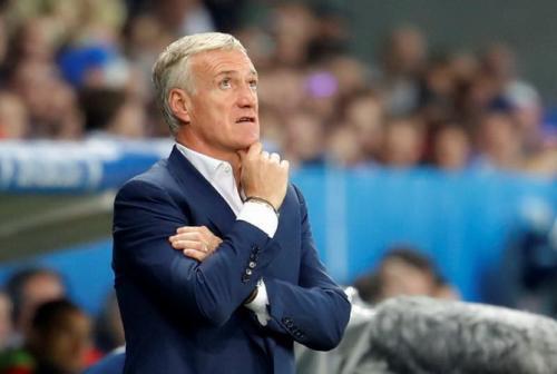 Didier Deschamps (Foto: Reuters)