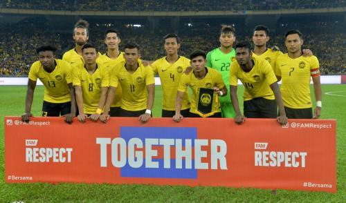 Timnas Malaysia (Foto: Twitter/@FAM_Malaysia)