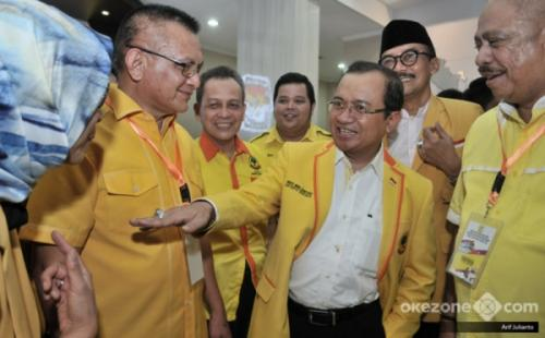 Sekretaris Jenderal Partai Berkarya Priyo Budi Santoso. (Foto: Dok Okezone/Arif Julianto)