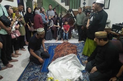 jenazah Cecep Reza