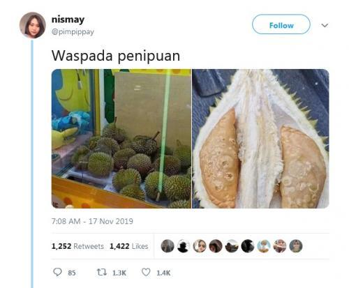 Durian Pastel