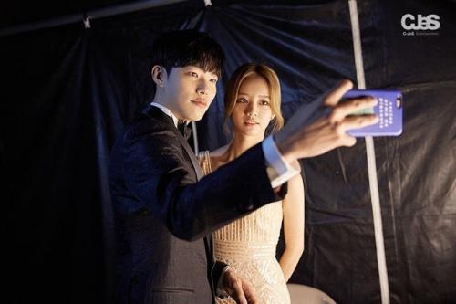 Hyeri Girls Day membantah telah putus dari Ryu Jun Yeol. (Foto: C-JeS Entertainment)
