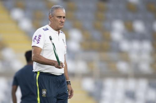 Pelatih Timnas Brasil, Tite
