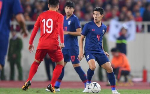 Timnas Vietnam vs Thailand