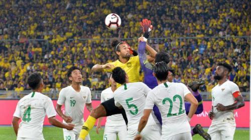 Malaysia vs Timnas Indonesia