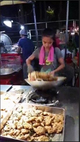 Gadis jago masak