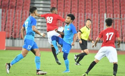 Timnas Singapura mencuri kemenangan di kandang Yaman (Foto: AFC)
