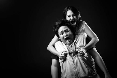 Cecep reza dan istri