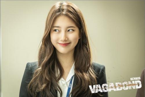 Bae Suzy mengaku gugup bermain dalam Baekdusan karena diisi oleh sederet aktor senior. (Foto: SBS)