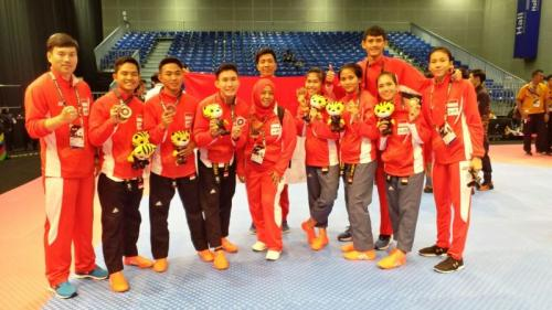 Tim Indonesia di SEA Games 2017