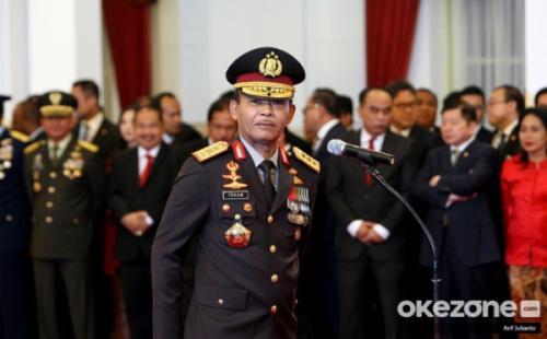 Kapolri Jenderal Idham Azis. (Foto: Dok Okezone/Arif Julianto)