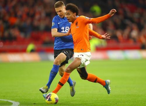 Belanda vs Estonia