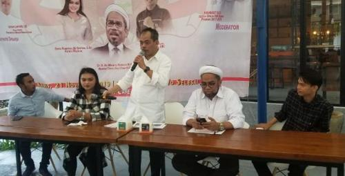 Diskusi soal Kabinet Indonesia Maju Foto: Ist