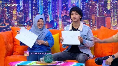 Irfan Hakim khawatir kalau Kekeyi merasa sakit hati dari hubungannya dengan Rio Ramadhan. (Foto: YouTube/Call Me Mell)