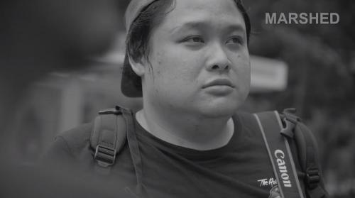 Ccecep Reza dalam kenangan Marshanda. (Foto: YouTube/Marshed)