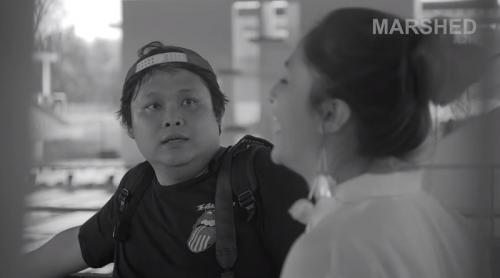 Marshanda mengenang Cecep Reza lewat sebuah tulisan haru. (Foto: YouTube/Marshed)