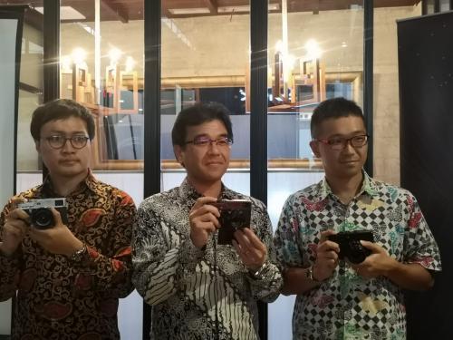 Fujifilm meluncurkan produk kamera X-Series terbarunya di Indonesia, X-Pro3.