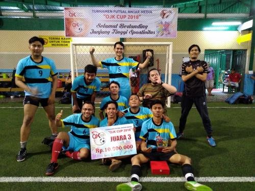 Tim Futsal Okezone