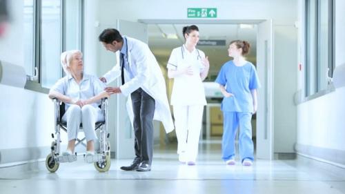 Dokter dan pasien