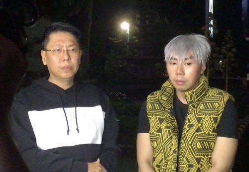 Roy kiyoshi dan kuasa hukum