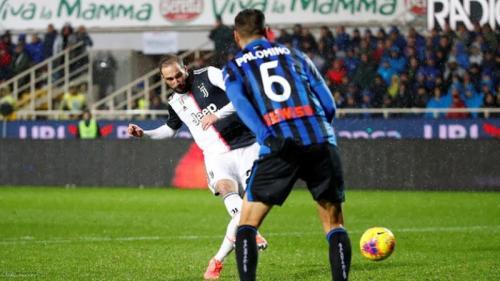 Laga Atalanta vs Juventus