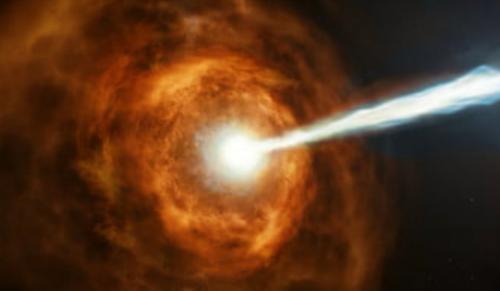 Teleskop Hubble Amati Ledakan Sinar Paling Kuat di Alam Semesta 'Gamma'