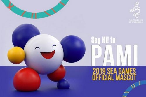 Maskot SEA Games 2019