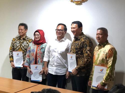 Ahok resmi menjadi komisaris utama PT Pertamina. (Foto: Ist)