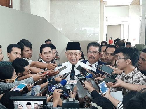 Ketua MPR Bambang Soesatyo. (Foto: Okezone/Harits Tryan Akhmad)