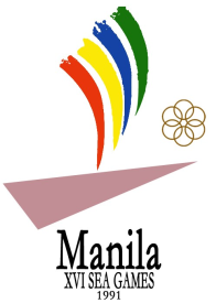 Logo SEA Games 1991