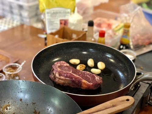 Masak Steak