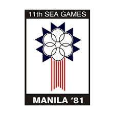 Logo SEA Games 1981